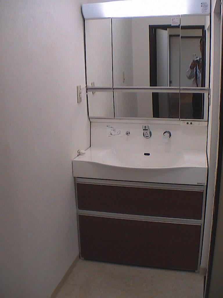 1F住居洗面所