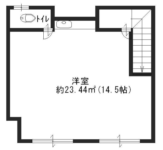 秋山ビル2F-1